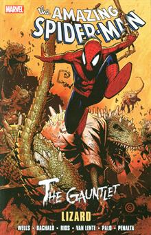SPIDER-MAN GAUNTLET VOL 05 LIZARD TP
