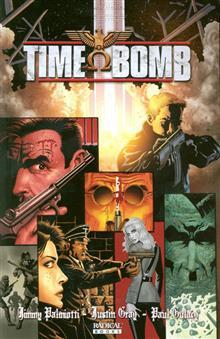TIME BOMB TP (C: 1-0-2)