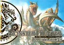MONSTER HUNTER ILLUSTRATIONS SC