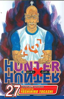 HUNTER X HUNTER GN VOL 27