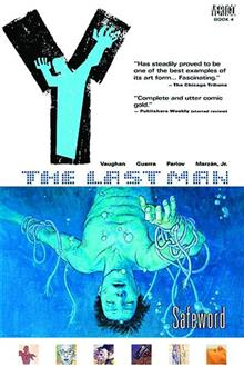 Y THE LAST MAN VOL 4 SAFEWORD TP (MR)
