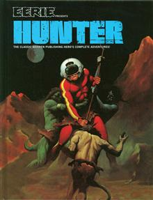 EERIE PRESENTS HUNTER HC