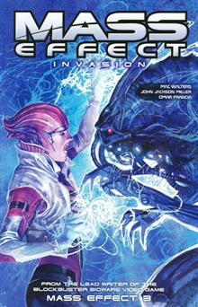 MASS EFFECT TP VOL 03 INVASION
