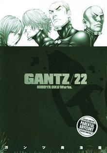 GANTZ TP VOL 22 (MR)