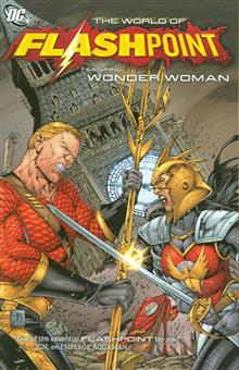 FLASHPOINT WORLD OF FLASHPOINT WONDER WOMAN TP