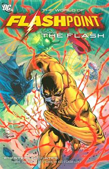 FLASHPOINT WORLD OF FLASHPOINT THE FLASH TP
