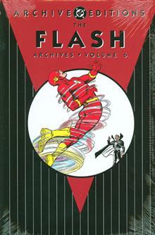 FLASH ARCHIVES HC VOL 06