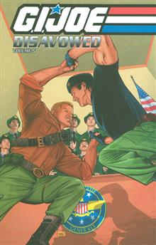 GI JOE DISAVOWED TP VOL 05