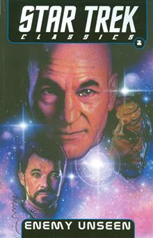 STAR TREK CLASSICS TP VOL 2 ENEMY UNSEEN