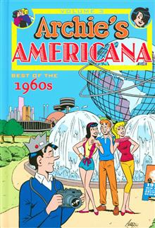 ARCHIE AMERICANA HC VOL 03 BEST OF THE 60S (IDW)