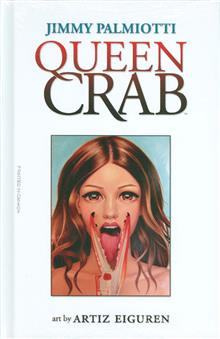 QUEEN CRAB HC (MR)