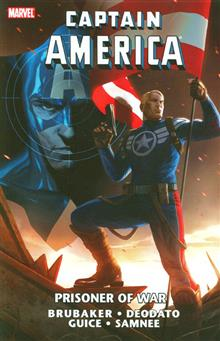 CAPTAIN AMERICA PRISONER OF WAR TP