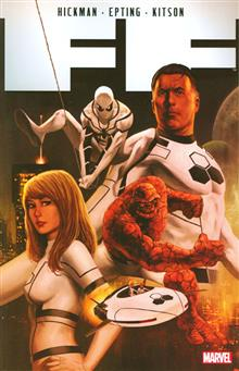 FF BY JONATHAN HICKMAN TP VOL 01