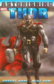 ASTONISHING THOR TP