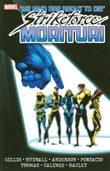 STRIKEFORCE MORITURI TP VOL 02