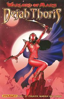 WARLORD OF MARS DEJAH THORIS TP VOL 02 PIRATE QUEEN OF MARS