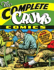 COMPLETE CRUMB TP VOL 01 EARLY YEARS OF BITTER STR