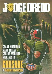 JUDGE DREDD CRUSADE TP