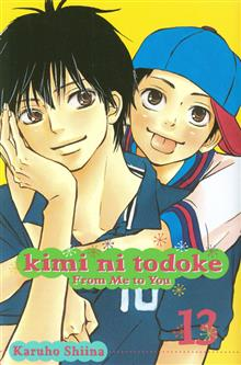 KIMI NI TODOKE GN VOL 13 FROM ME TO YOU