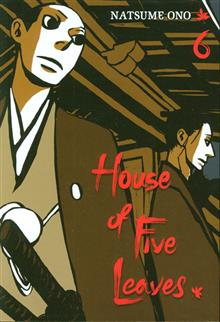 HOUSE OF FIVE LEAVES GN VOL 06
