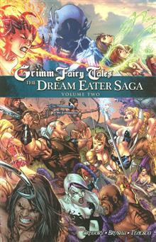 GFT DREAM EATER SAGA TP VOL 02 (MR)
