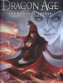 DRAGON AGE WORLD OF THEDAS HC VOL 01