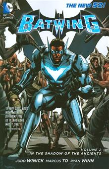 BATWING TP VOL 02 IN THE SHADOW OF ANCIENTS (N52)