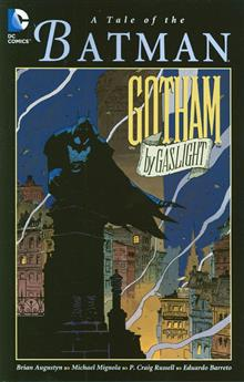 BATMAN GOTHAM BY GASLIGHT TP NEW ED