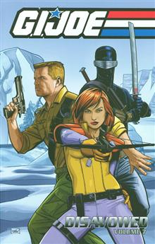 GI JOE DISAVOWED TP VOL 07