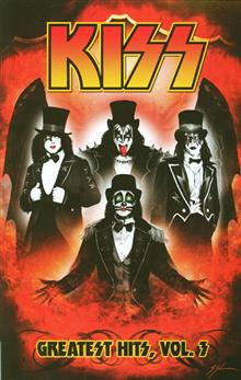 KISS GREATEST HITS TP VOL 03