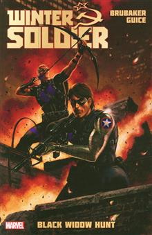 WINTER SOLDIER TP VOL 03 BLACK WIDOW HUNT