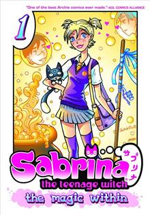 SABRINA THE TEENAGE WITCH MAGIC WITHIN TP VOL 01 (C: 0-1-1)