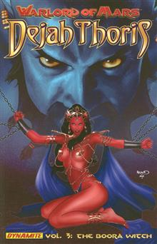 WARLORD OF MARS DEJAH THORIS TP VOL 03 BOORA WITCH (MR)