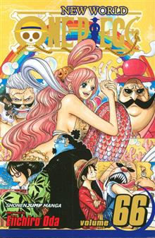 ONE PIECE GN VOL 66