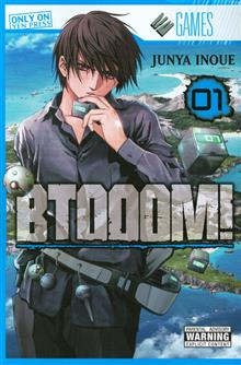 BTOOOM GN VOL 01 (MR)