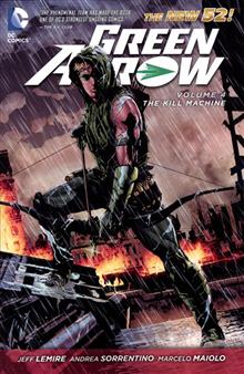 GREEN ARROW TP VOL 04 THE KILL MACHINE (N52)