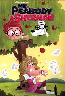 MR PEABODY & SHERMAN TP