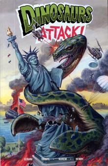 DINOSAURS ATTACK TP