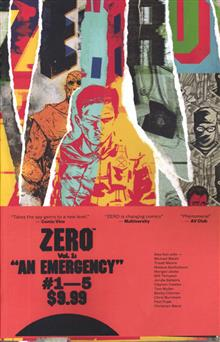 ZERO TP VOL 01 AN EMERGENCY