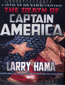 CAPTAIN AMERICA HC DEATH CAPTAIN AMERICA PROSE NOV