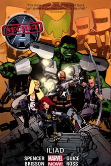 SECRET AVENGERS TP VOL 02 ILIAD