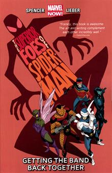 SUPERIOR FOES SPIDER-MAN TP VOL 01 GETTING BAND BA