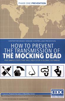 MOCKING DEAD TP VOL 01  (MR)