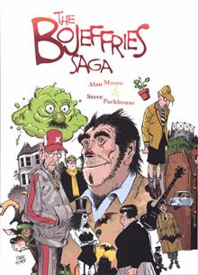 BOJEFFRIES SAGA GN (MR)