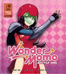 WONDER MOMO BATTLE IDOL HC VOL 01
