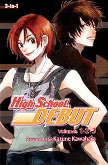 HIGH SCHOOL DEBUT 3IN1 TP VOL 01