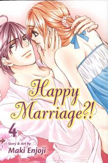 HAPPY MARRIAGE GN VOL 04 (MR)