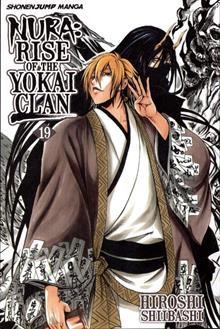 NURA RISE O/T YOKAI CLAN GN VOL 19