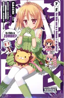 IS THIS A ZOMBIE GN VOL 07 (MR)