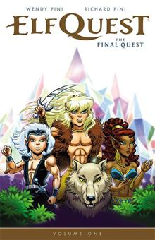 ELFQUEST FINAL QUEST TP VOL 01